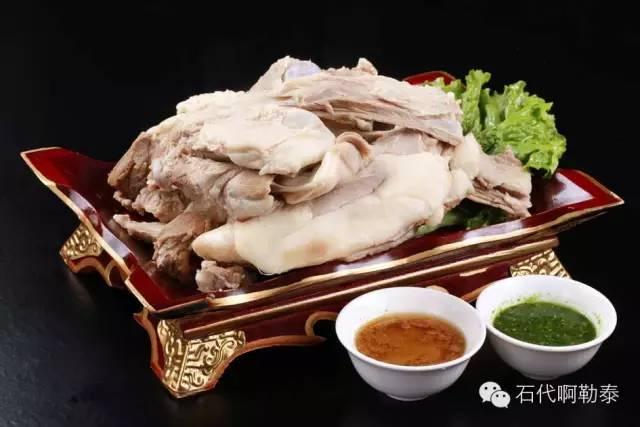 内蒙古少数民族--蒙古族特色食品